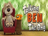 Flash игра Говорящая собака Бэн