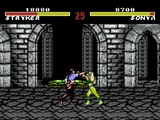 Flash игра Mortal Kombat 4