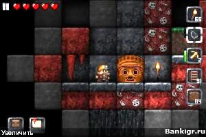 Flash игра Junk Jack 1.2.1 скриншот 2