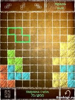 Flash игра TetDraw скриншот 2
