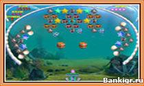 Flash игра Аквабол скриншот 1