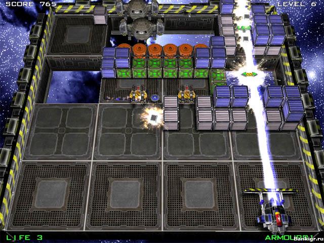 Flash игра Пилобластер скриншот 1