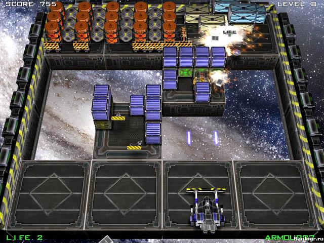 Flash игра Пилобластер скриншот 3