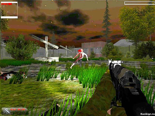 Flash игра Билет в один конец 2 скриншот 1