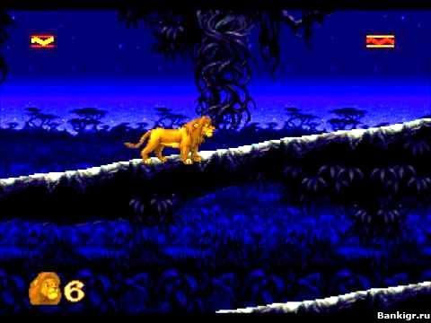 Игра Lion King (sega) (DENDY, SEGA, NINTENDO - Аркады), приставка Dendy (bin). Данную игру Вы можете посмотреть онлайн или скача