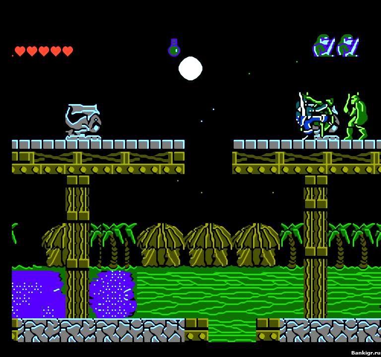 Flash игра Challenge of the Dragon скриншот 4