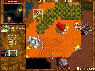Flash игра Варкрафт 2 (Warcraft 2) скриншот 3